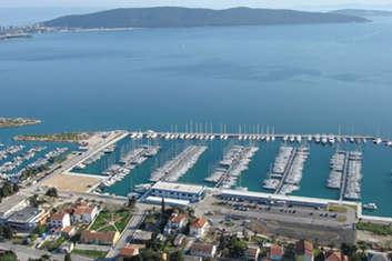 Marina Kastela à Split