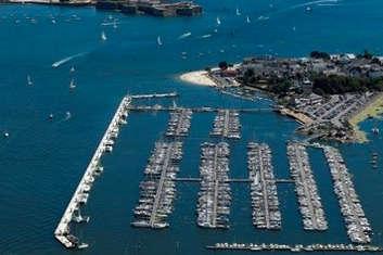 Port de Lorient Kernevel