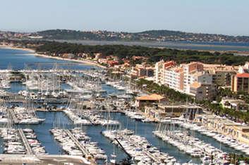 Port de Hyères Côte d'Azur
