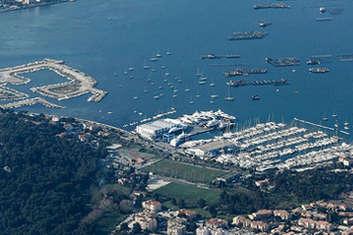 Saint Mandrier - Port Pin Rolland Base de départ Croisiere