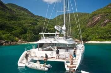 Croisiere à la cabine aux Seychelles