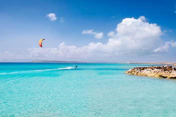 Croisiere kite surf aux Bahamas