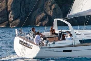 Destination Corse location bateau