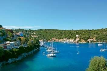Destination Grèce Mer Ionienne location bateau