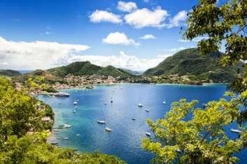 Destination Guadeloupe croisiere voilier
