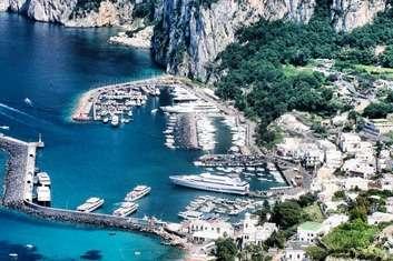 Destination Italie location bateau