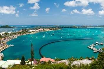 Destination Saint-Martin croisiere voilier