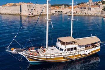 Croisière en Gulet avec équipage en Croatie