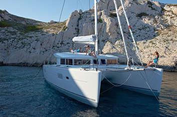 Vacances en catamaran en Croatie